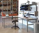 Työpöytä teollisuuteen Embla