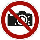 Kieltokilvet, valokuvaus kielletty, Ø200 mm, muovia, 10-pakk