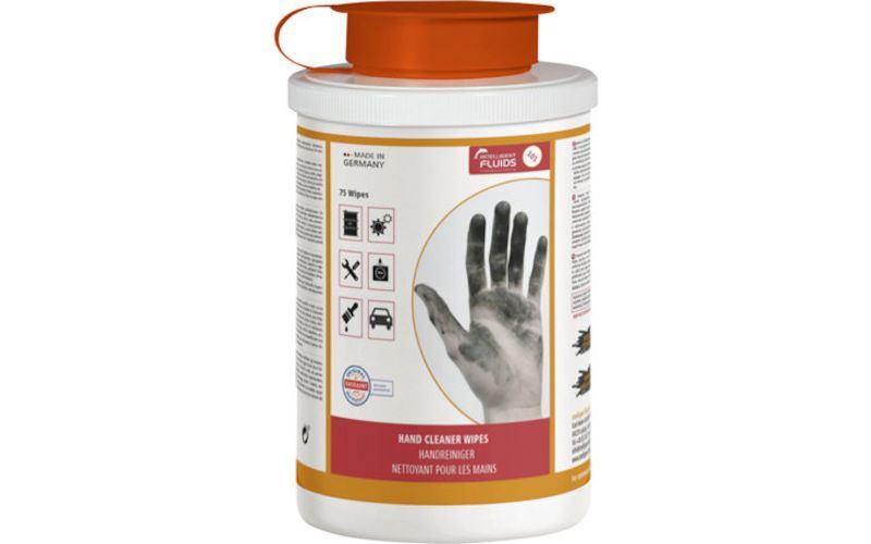 Käsienpuhdistusliina, 75 liinaa/pkt, hellävarainen
