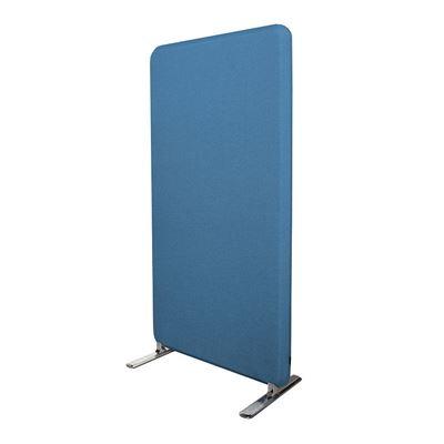 Lattiasermi Domo, PxKxS 1464x1600x40 mm, sininen